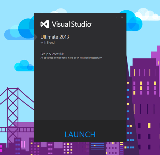 Visual Studio 2013 Kurulumu Adım 4