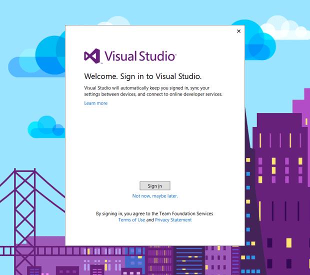 Visual Studio 2013 Kurulumu Adım 5