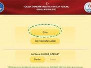 KYK Wifi Çıkış Yapmak - KYK Wifi Doğrulama Sayfas