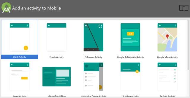 Android Aktivite Kullanımı