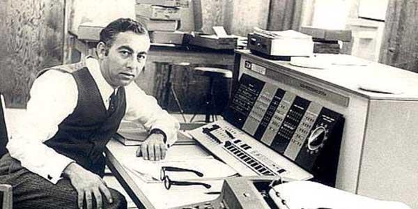 Türkiye' nin ilk Bilgisayarı ile Bilgisayar Programcısı Kaya Kılan