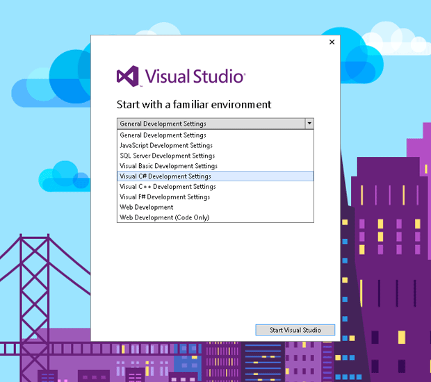 Visual Studio 2013 Kurulumu Adım 6