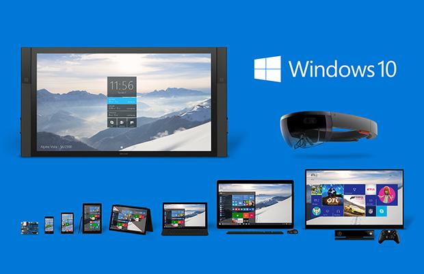 Windows 10 ile Gelen Yenilikler