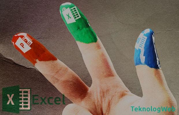 Excel Formülleri Örnekleri ve Açıklamaları