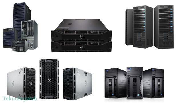 Server Nedir - Server Türleri - Server Kasaları