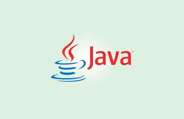 Java sorunu çözümü