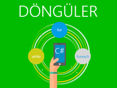 C# Döngüler : For While Foreach